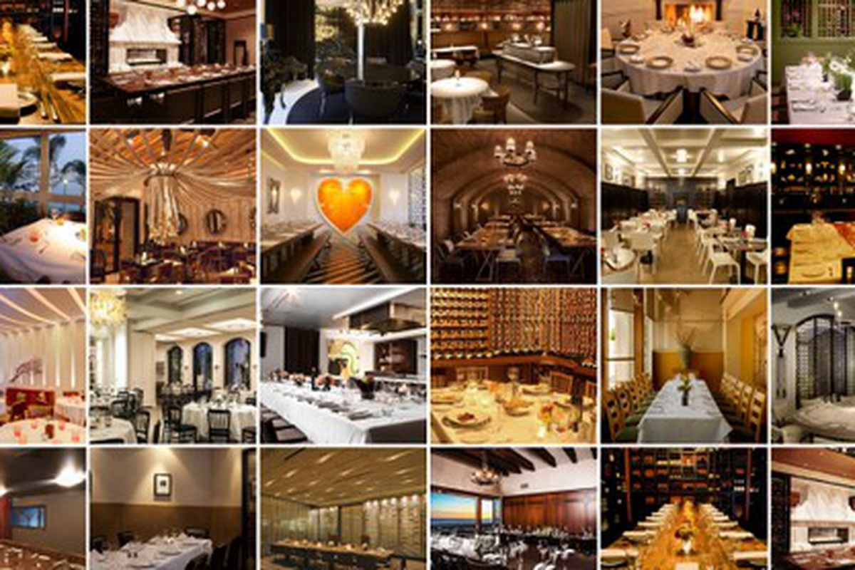 A Handy Guide To Private Dining Rooms In Los Angeles
