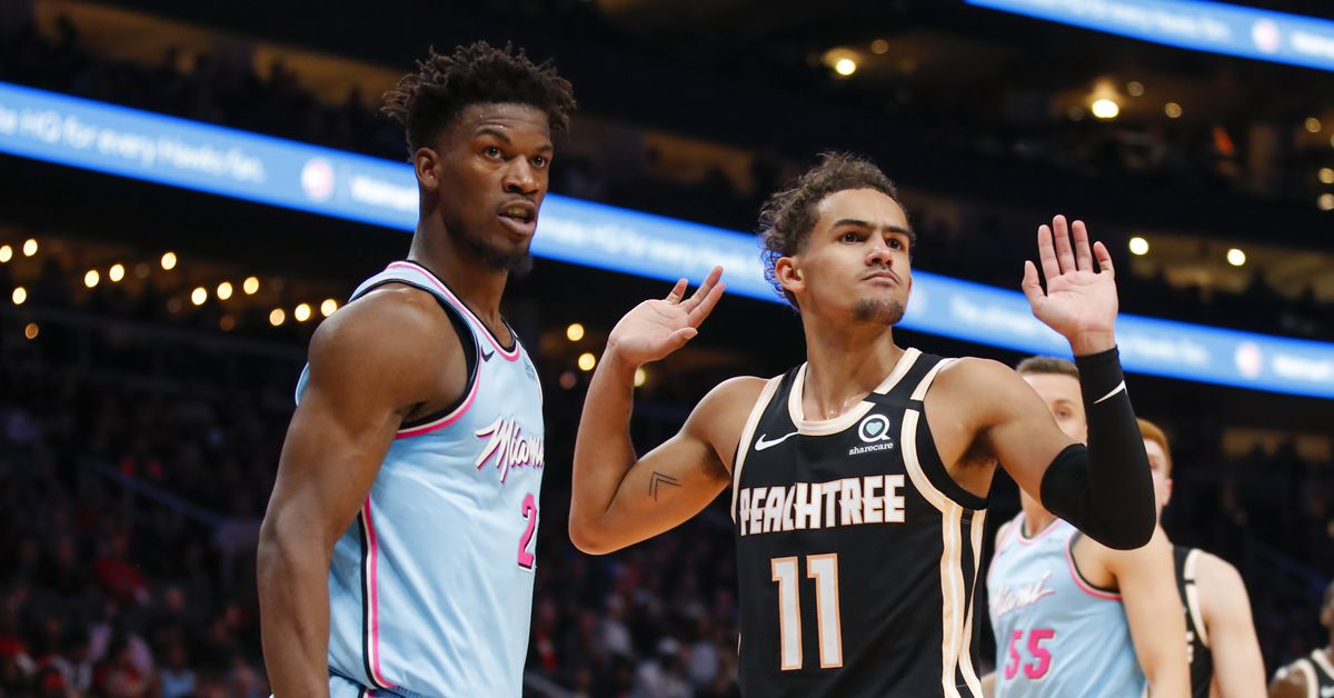 Trae Young's 50-point game was sweet revenge on Jimmy Butler