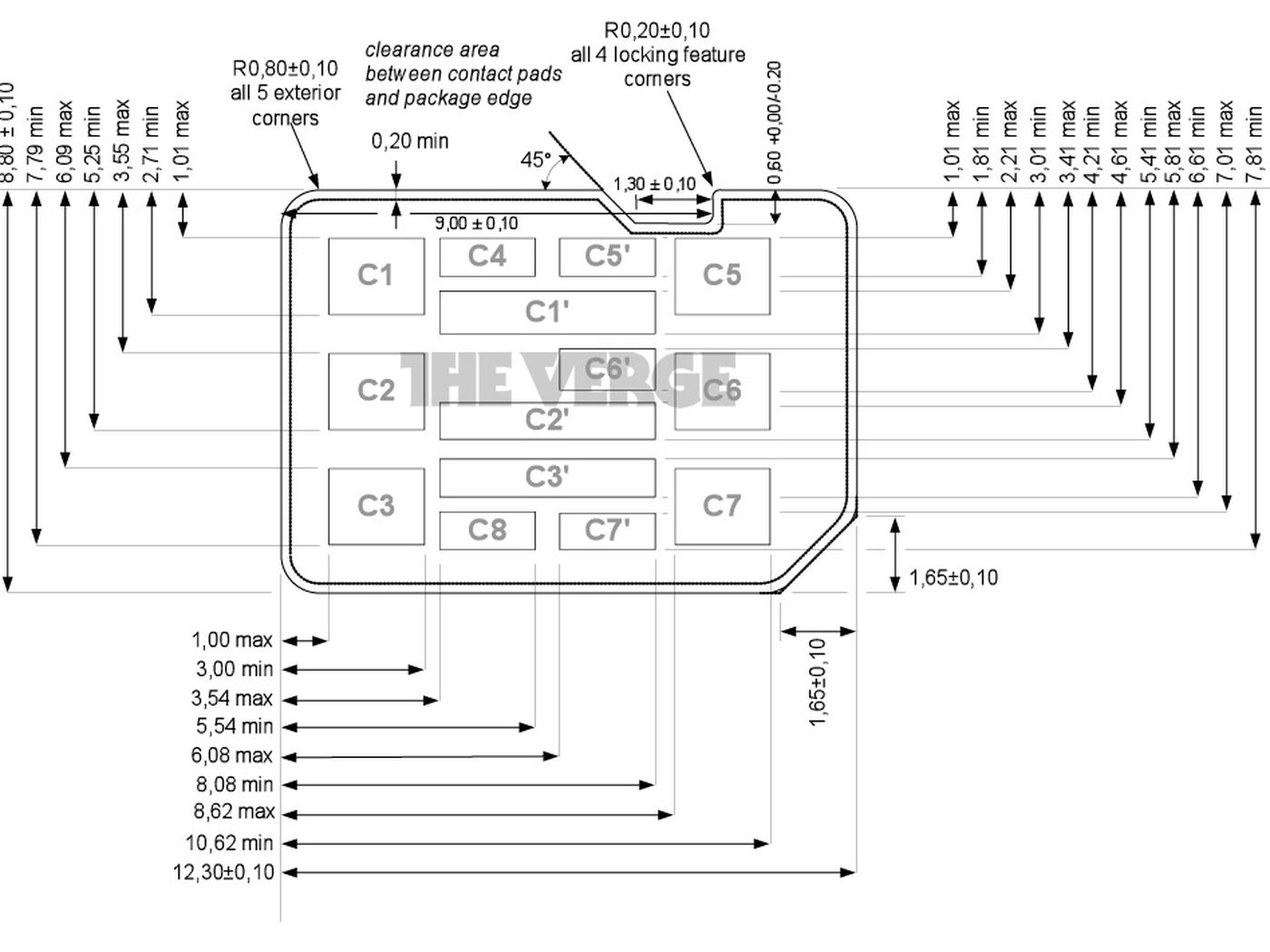Rim Motorola Told Apple They Could Find A Nano Sim Compromise Here Circuit Diagram Of Nokia C2 01 It Is The Verge