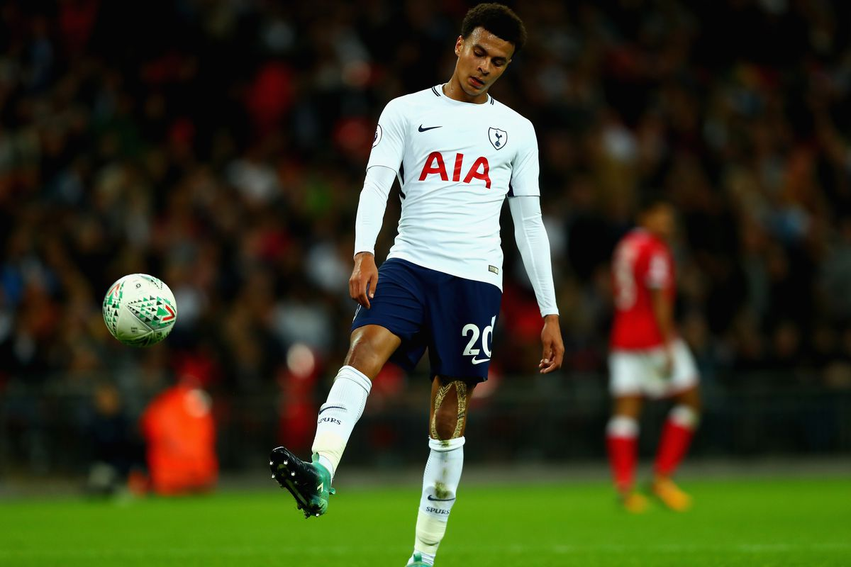Tottenham Hotspur v Barnsley - Carabao Cup Third Round
