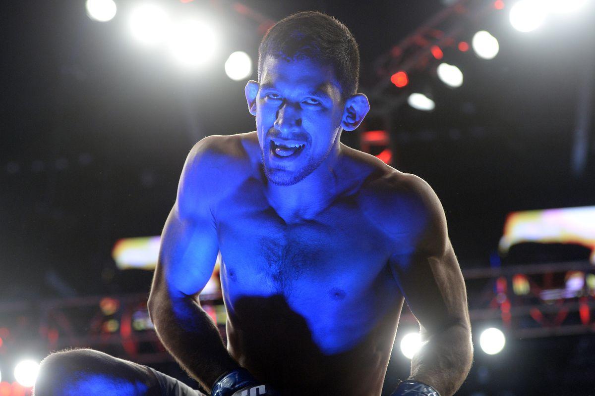 MMA: UFC Fight Night-Phoenix- Lopez vs Bermudez