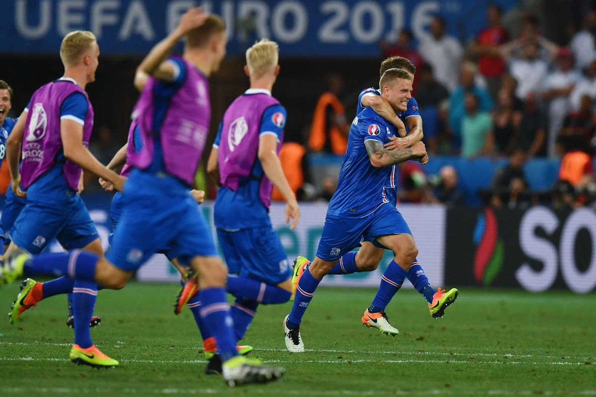 Iceland On the Verge of Qualifying For First World Cup