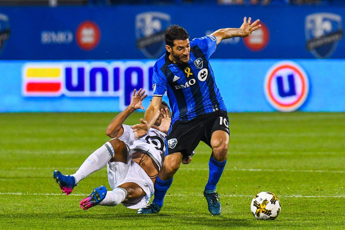SOCCER: SEP 16 MLS - Minnesota United FC at Montreal Impact