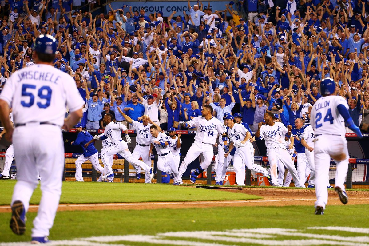 A look back at the 2014 Wild Card Game Thread - Royals Review