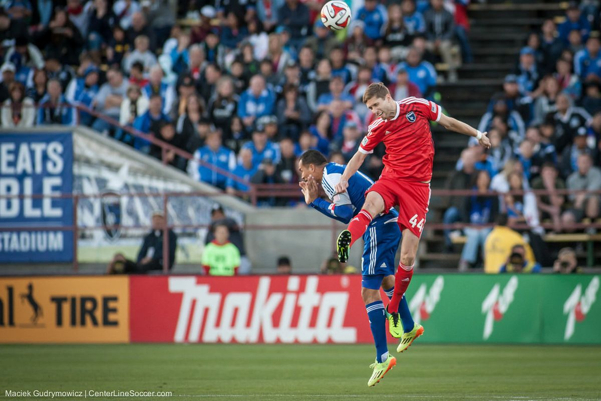 Goodson goes out of his way to get fans to Avaya Stadium