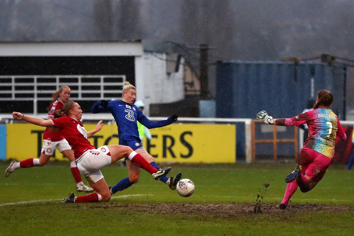 Bristol City Women v Chelsea Women - Barclays FA Women's Super League