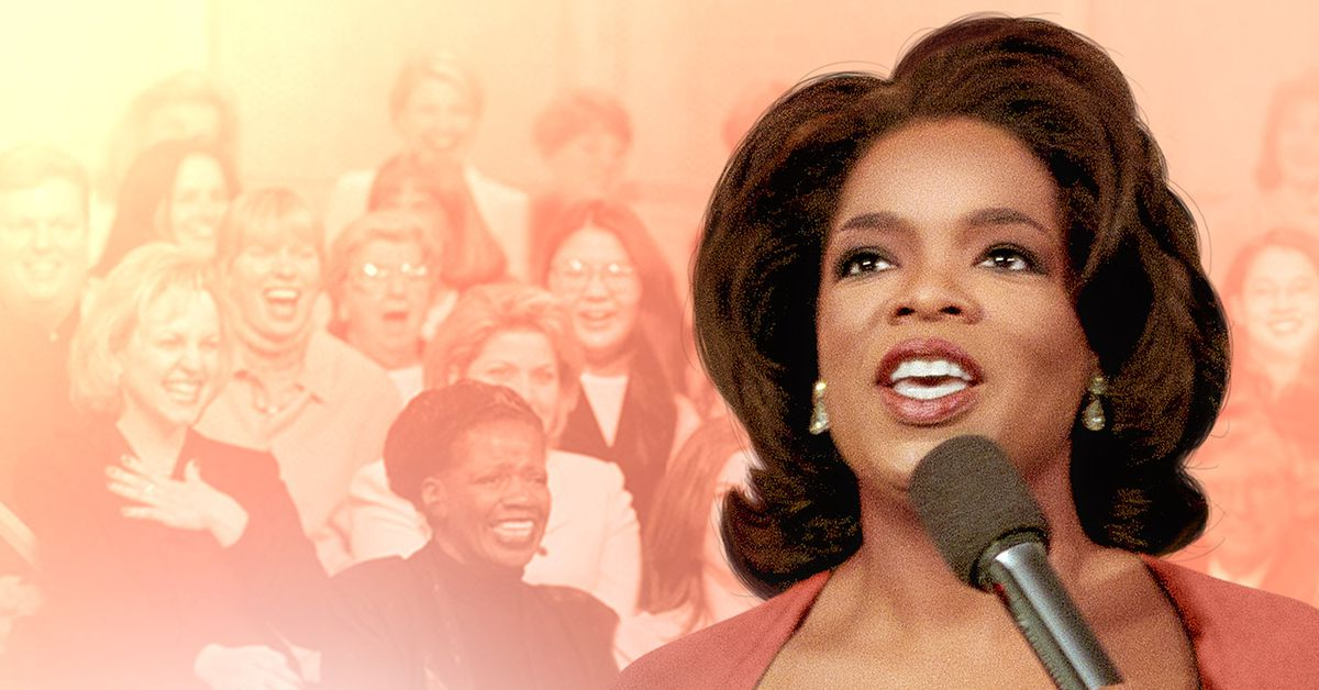 Oprah is now turning old TV episodes into podcasts
