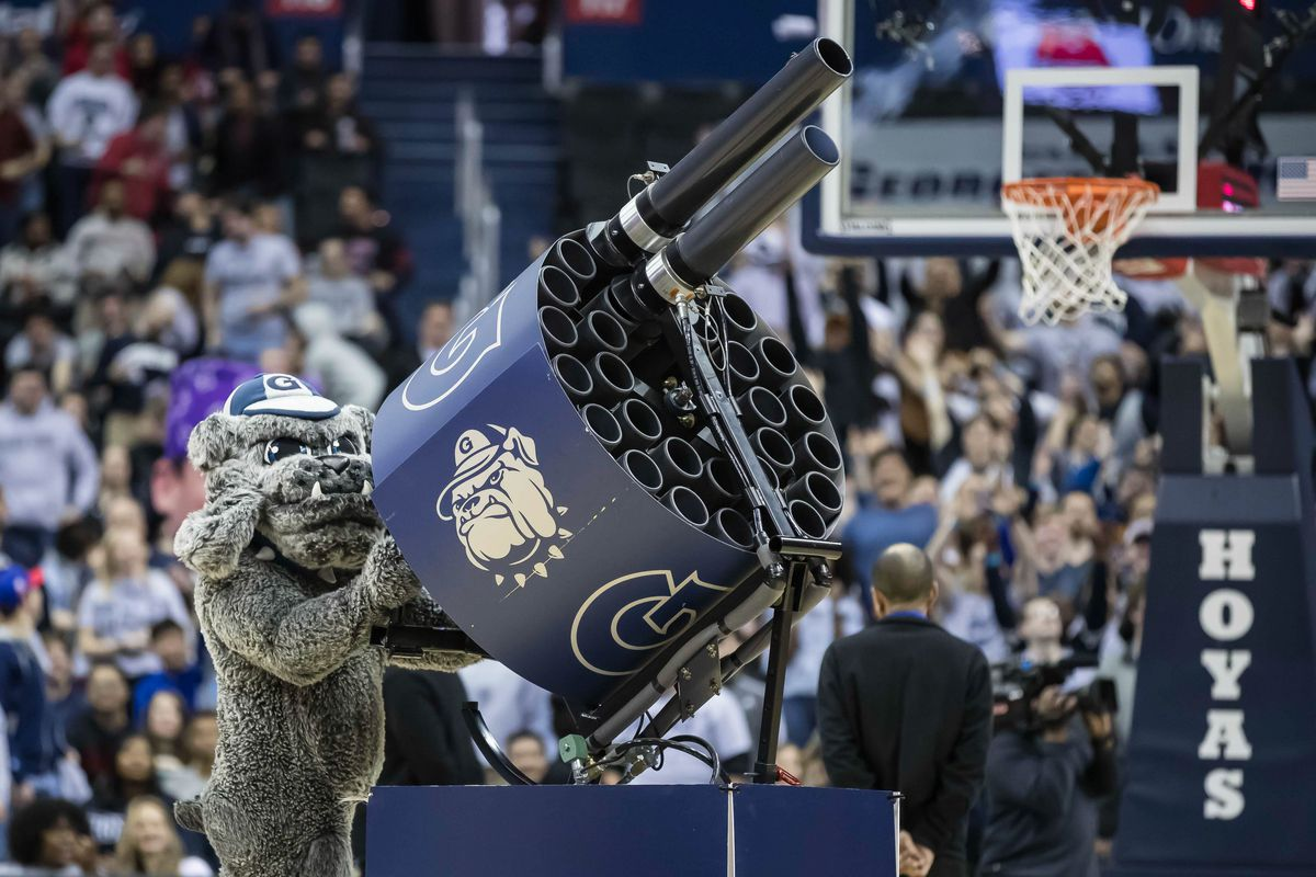 GAME THREAD: Villanova Wildcats at Georgetown Hoyas