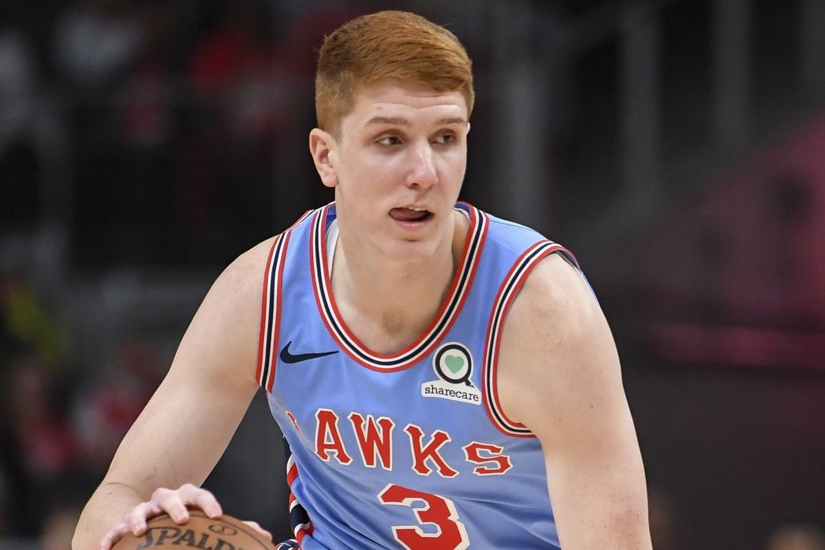 brand new 00c65 7168d Maryland basketball's Kevin Huerter named to All-NBA rookie ...