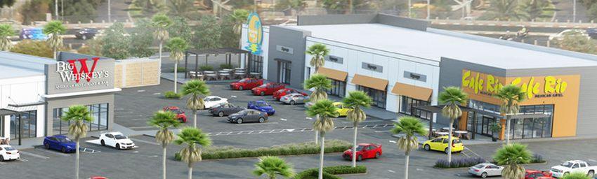 The Landings rendering by Dunbar Commercial