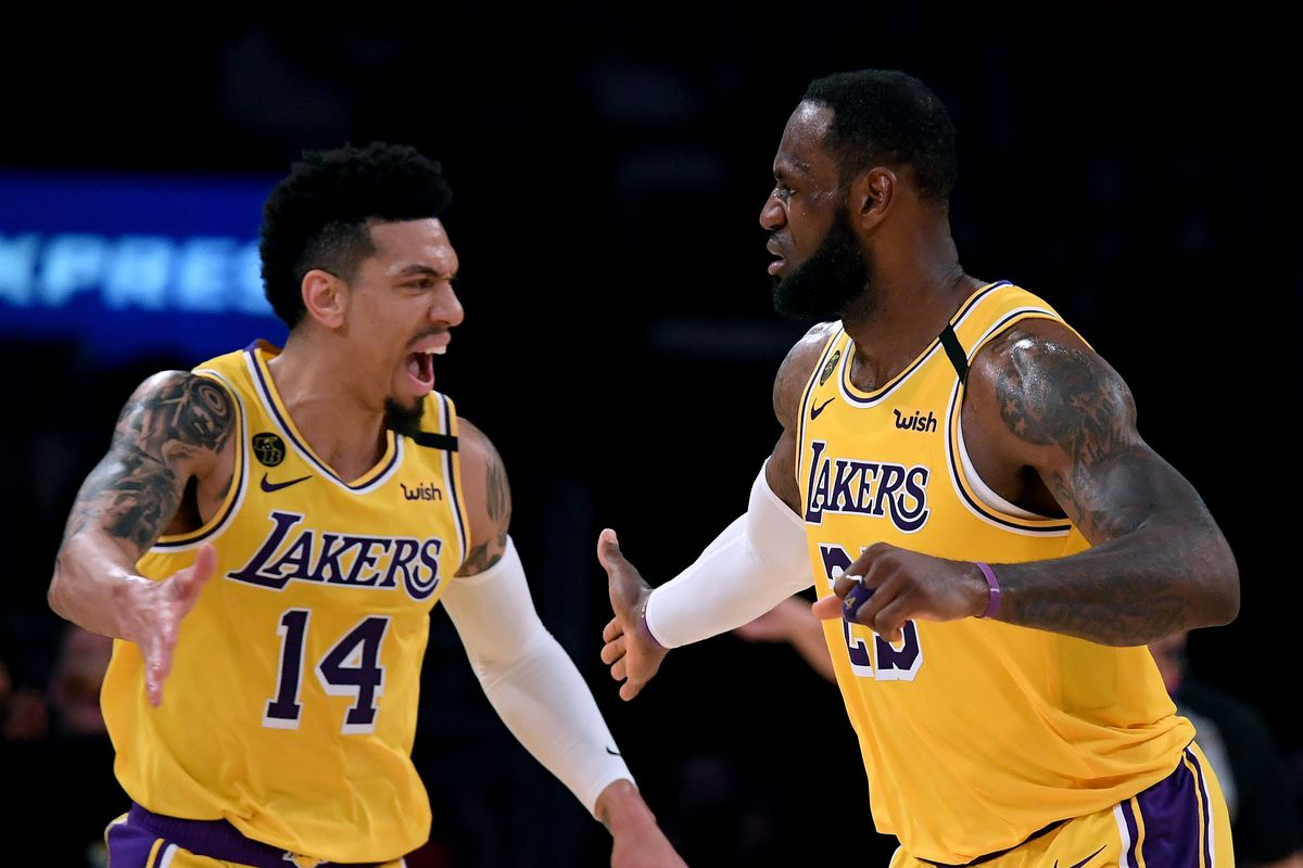 Lakers News: Danny Green says this season was one of the most fun ...