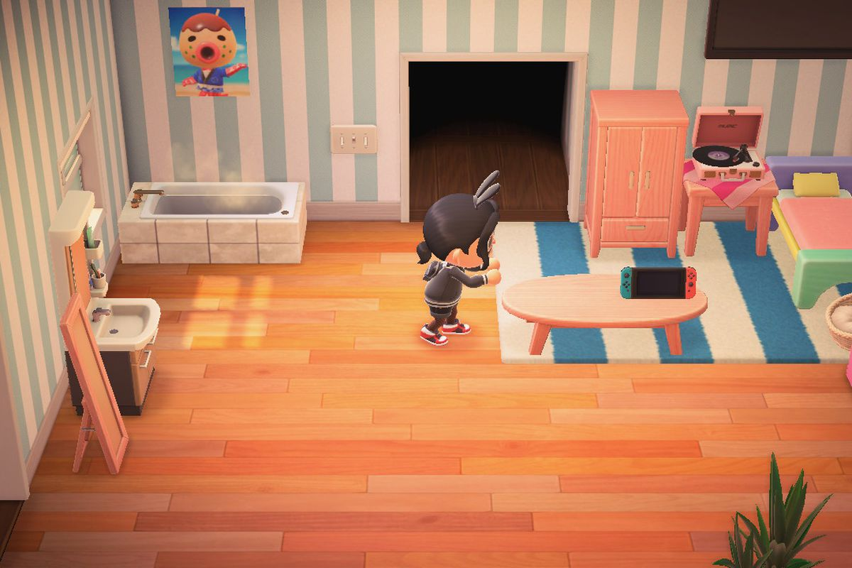 How To Move And Rotate Furniture In Animal Crossing New Horizons