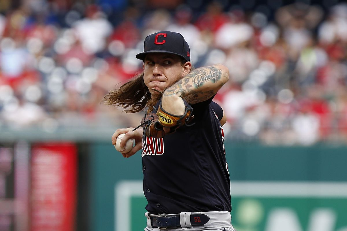 The most (and least) effective pitches thrown by Cleveland Indians in 2019