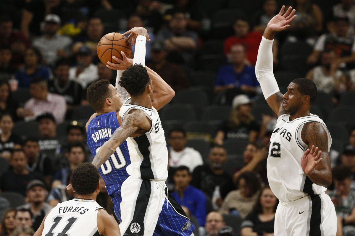 How the Spurs defense can be scary again