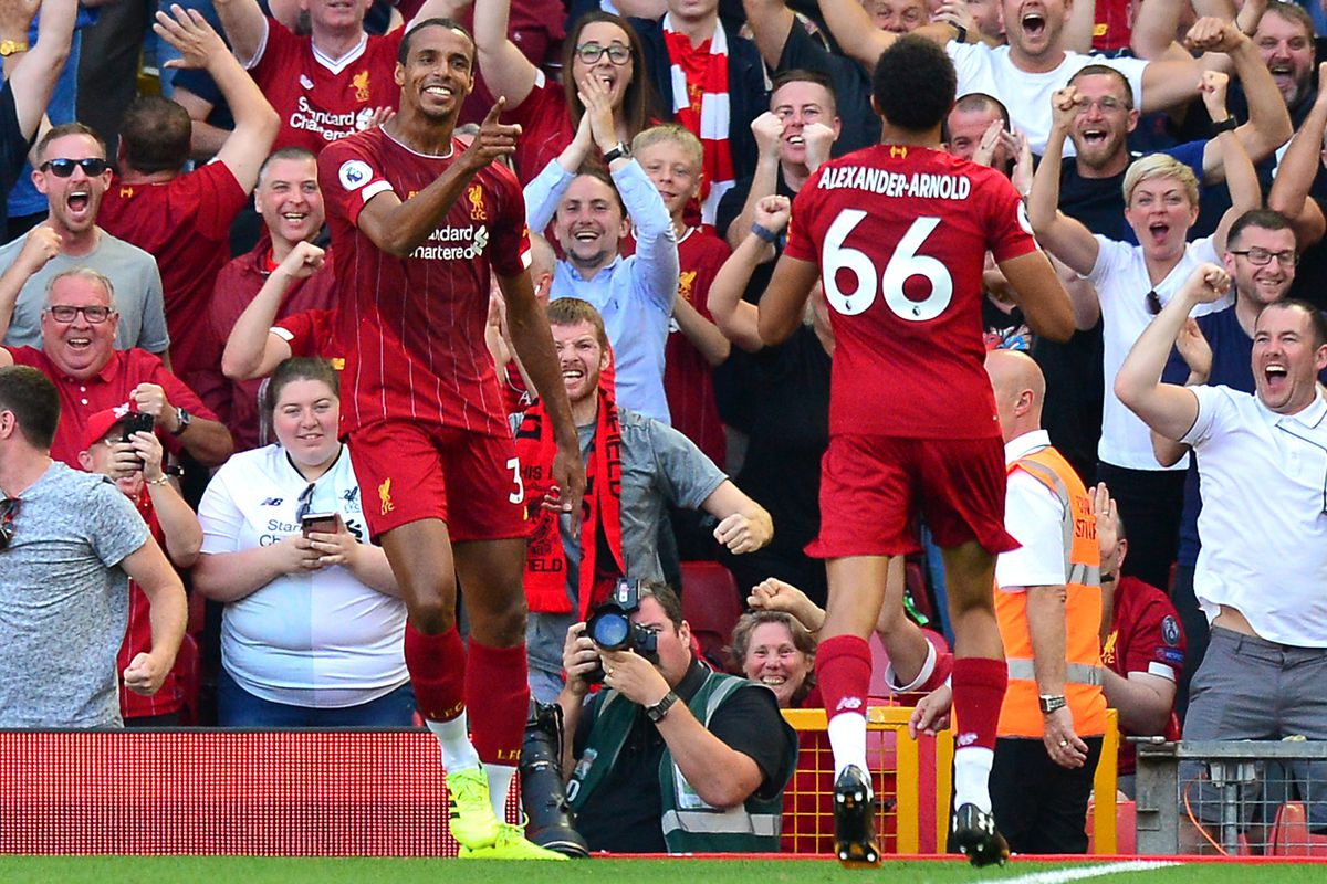 Liverpool v Arsenal - Premier League - Anfield