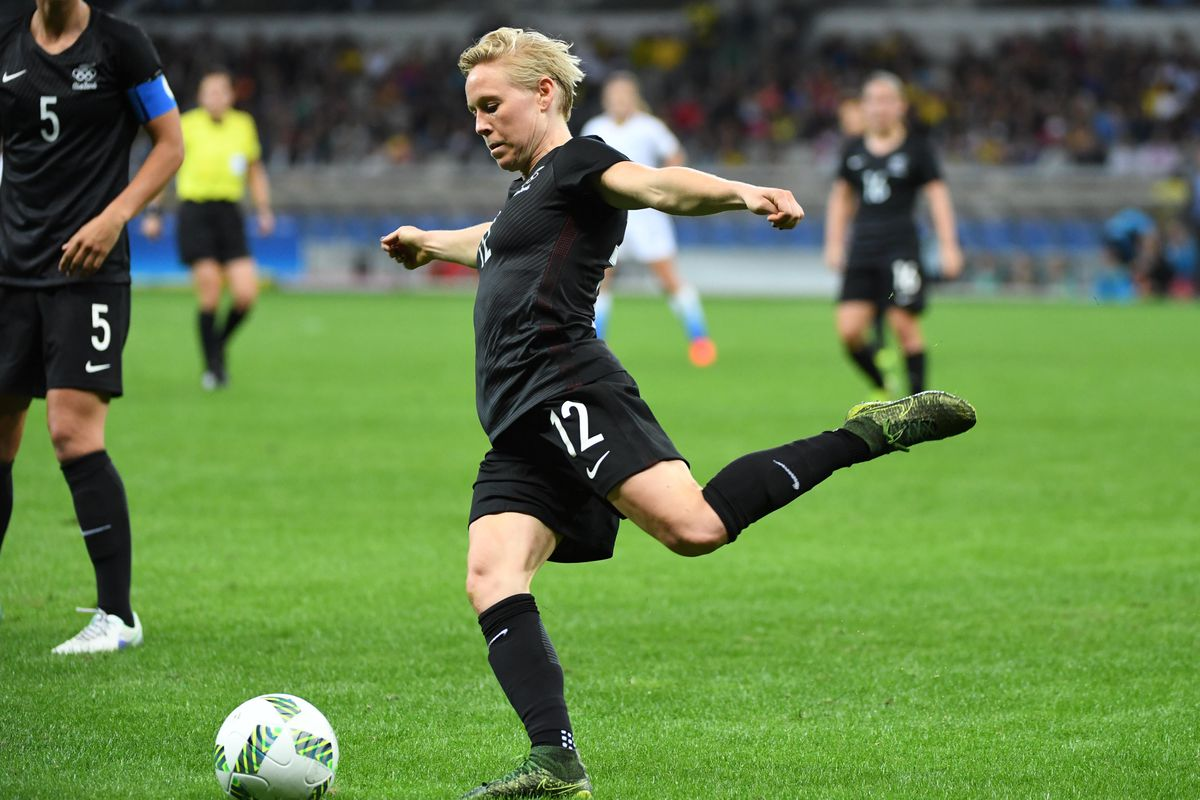 Women's World Cup 2019: New Zealand (Hassett & Cleverley) vs. Canada, 12pm