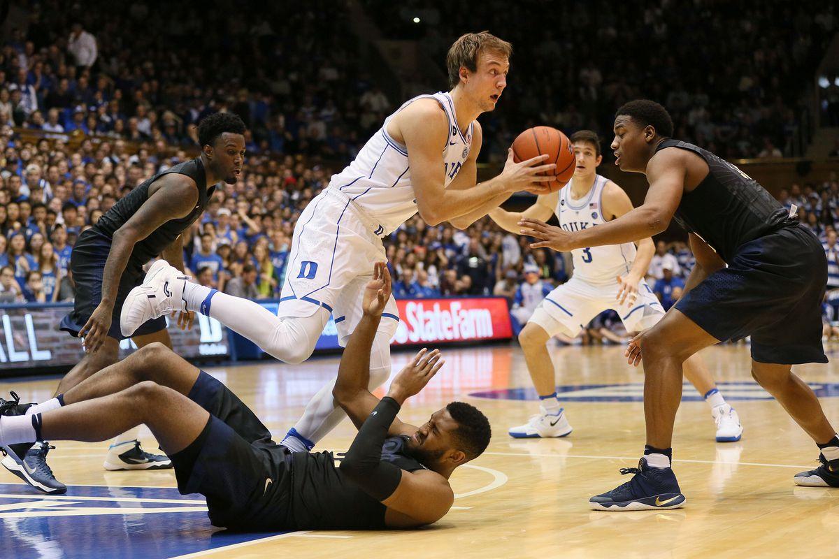 NCAA Basketball: Pittsburgh at Duke
