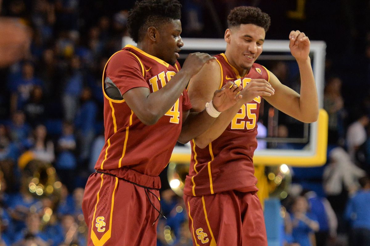 The Trojans sneak their way into this week's poll.