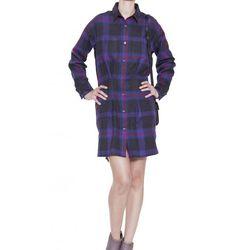 "Sea plaid shirtdress, <a href=""http://otteny.com/sale/plaid-shirt-dress.html"">$116</a> (was $290.50, marked down from $415)"