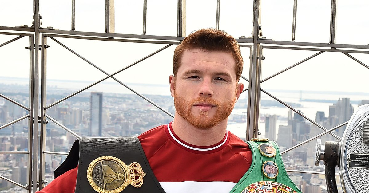 Boxing's Canelo Alvarez inks monster deal with DAZN streaming service worth $3...