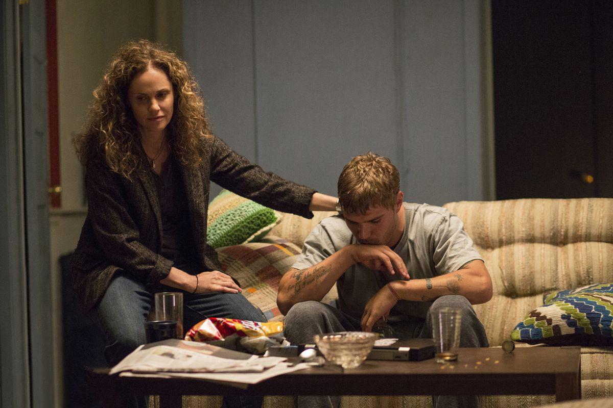 Amy Brenneman's Laurie Garvey (and her son, Tom) get a standout episode of The Leftovers.