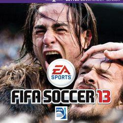 FIFA13 cover: Pirate Face