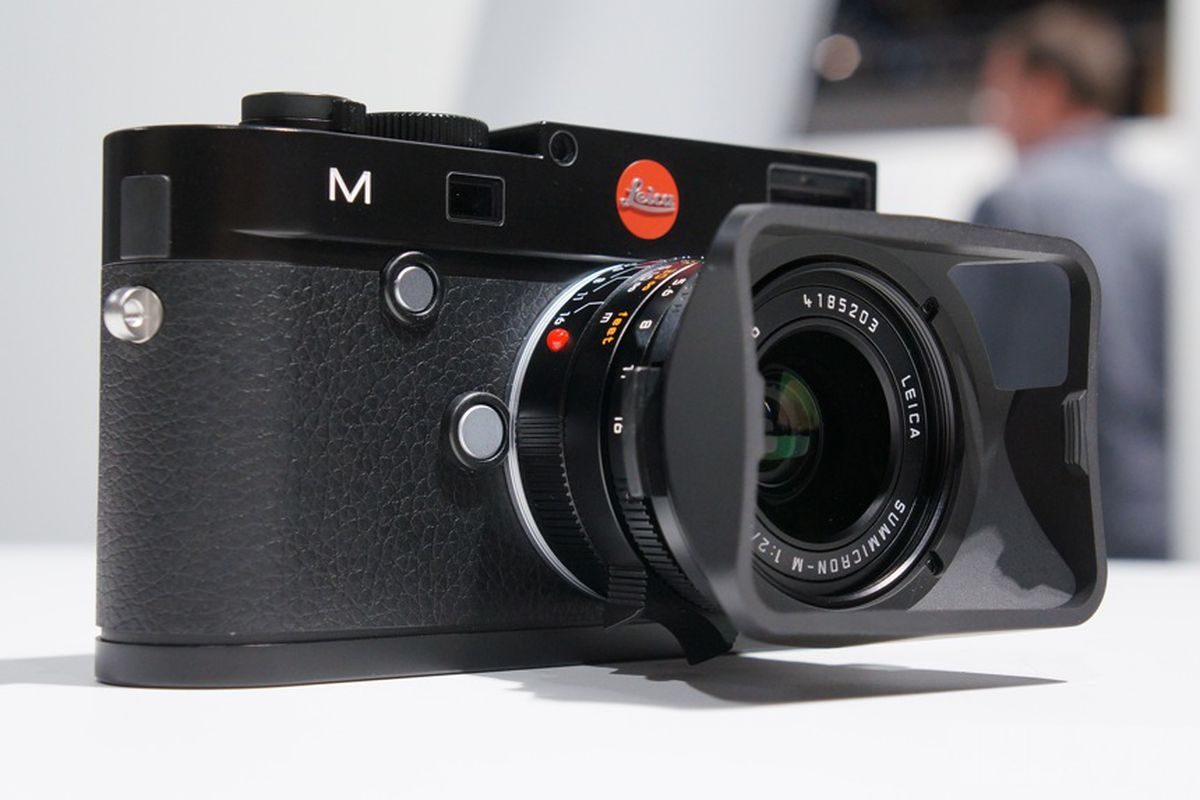 Leica M: hands-on photos, video and preview of the $7,000
