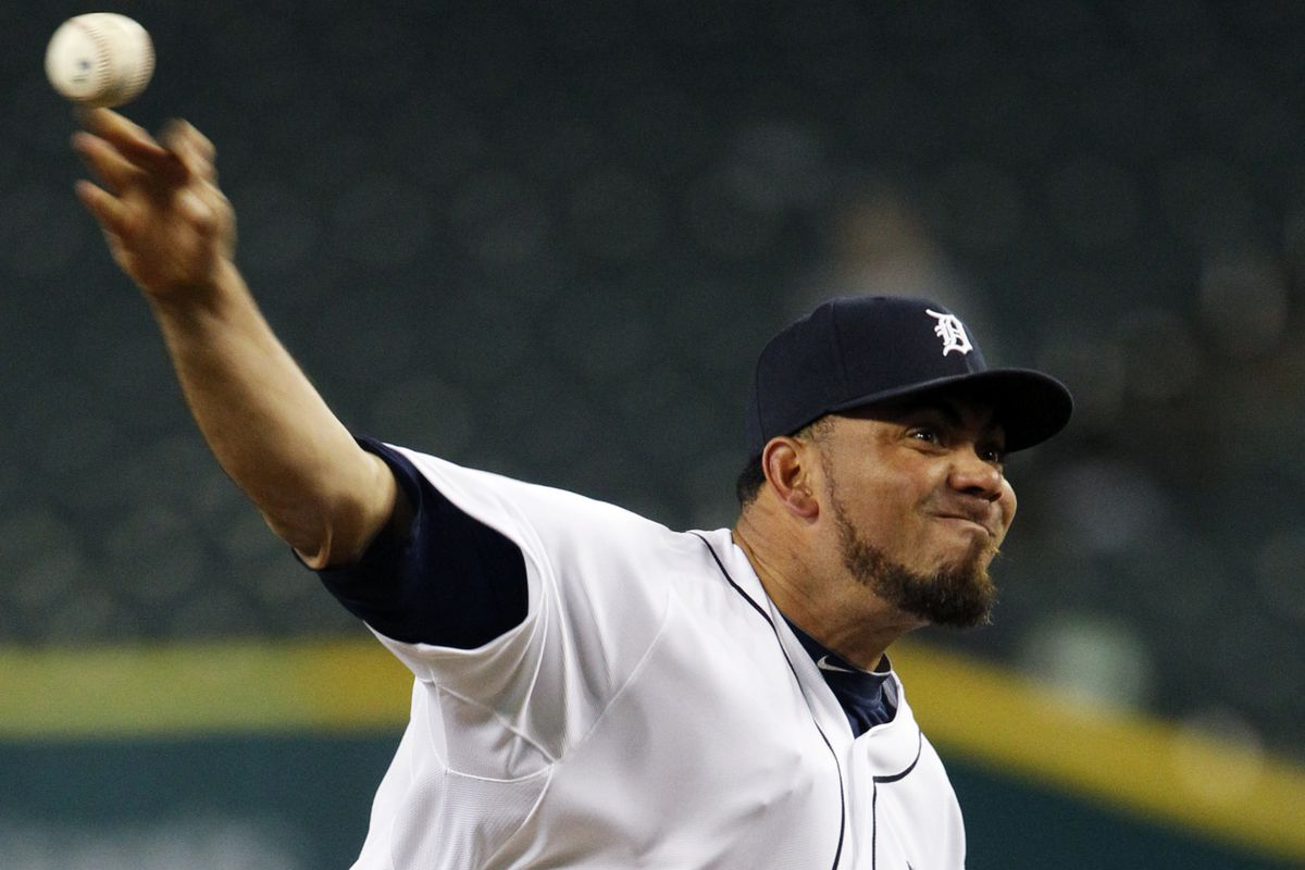 Joaquin Benoit is one of the best closers in the American League