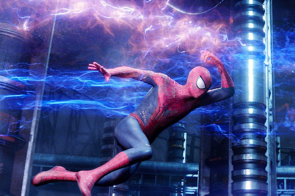 amazing spider man 2 (promo photo)