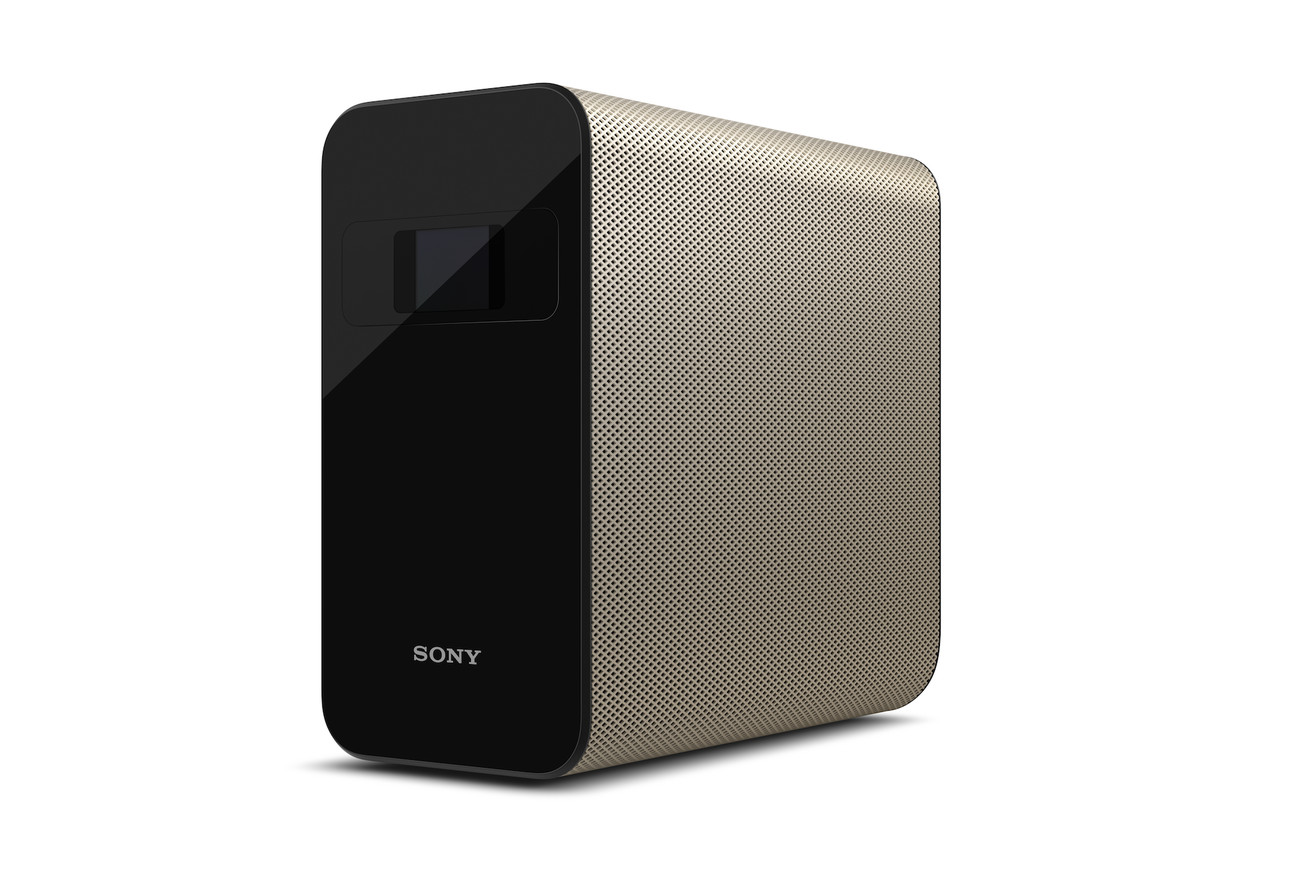 sony s experimental projector that turns surfaces into touchscreens is coming to the us