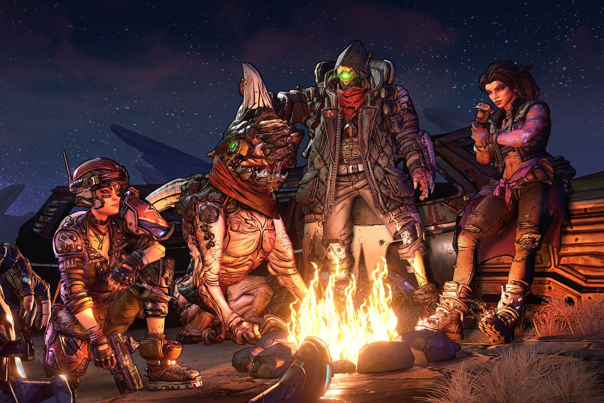 Borderlands 3 On Consoles Use Resolution Mode Say