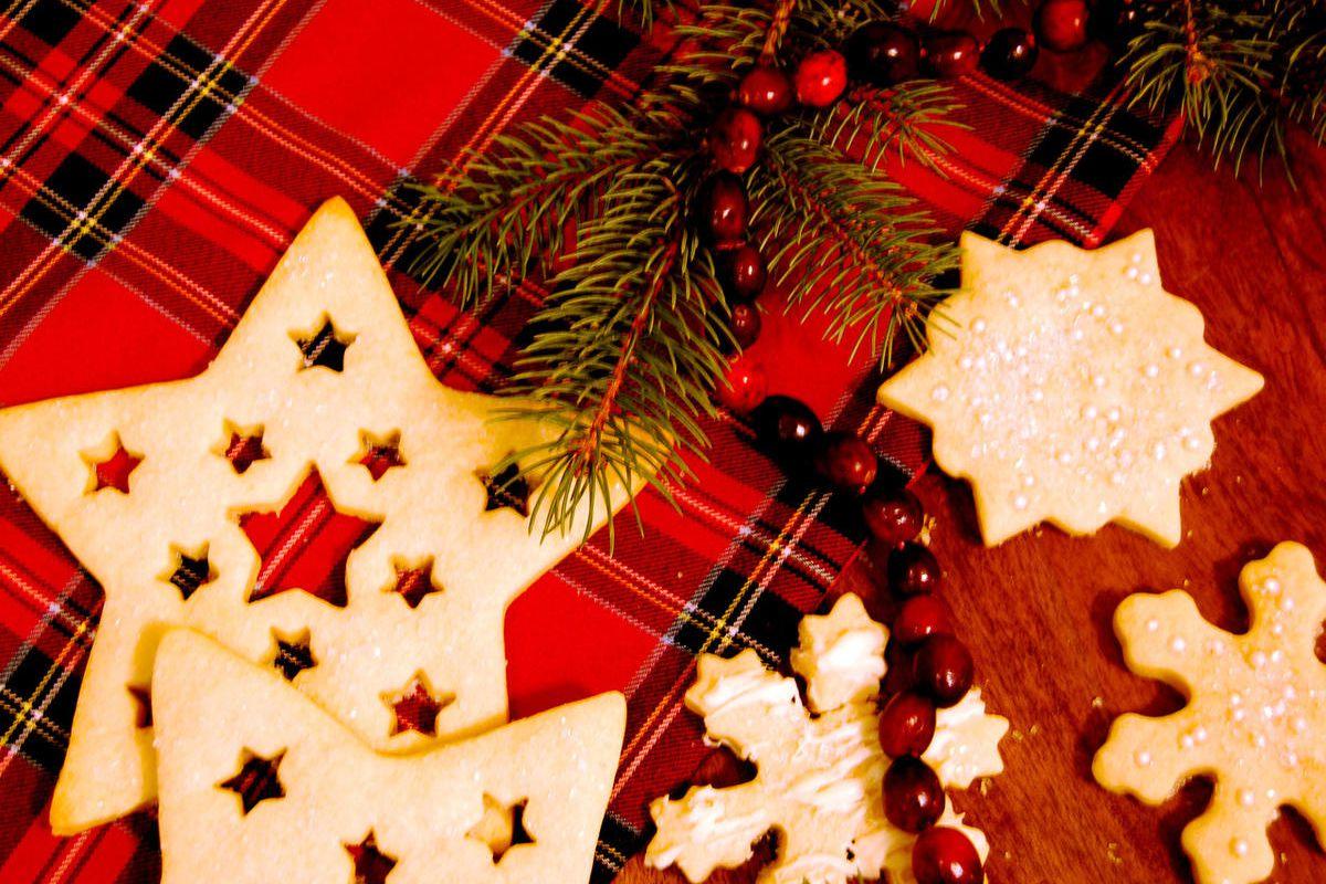Shortbread cookies are delectable treat