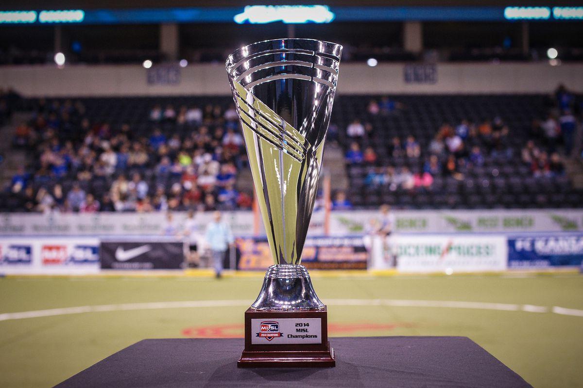 The Comets won the 2013-14 MISL Championship