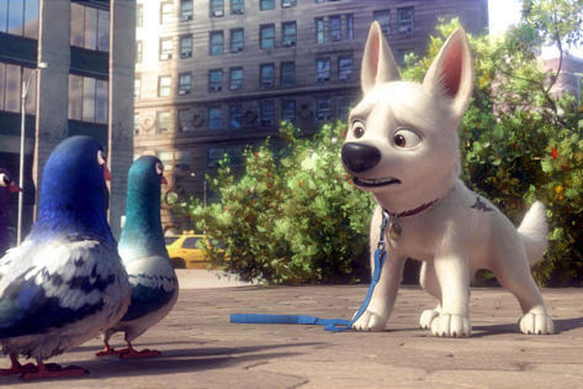 Bolt And Humor Go Missing In New Disney Film Deseret News