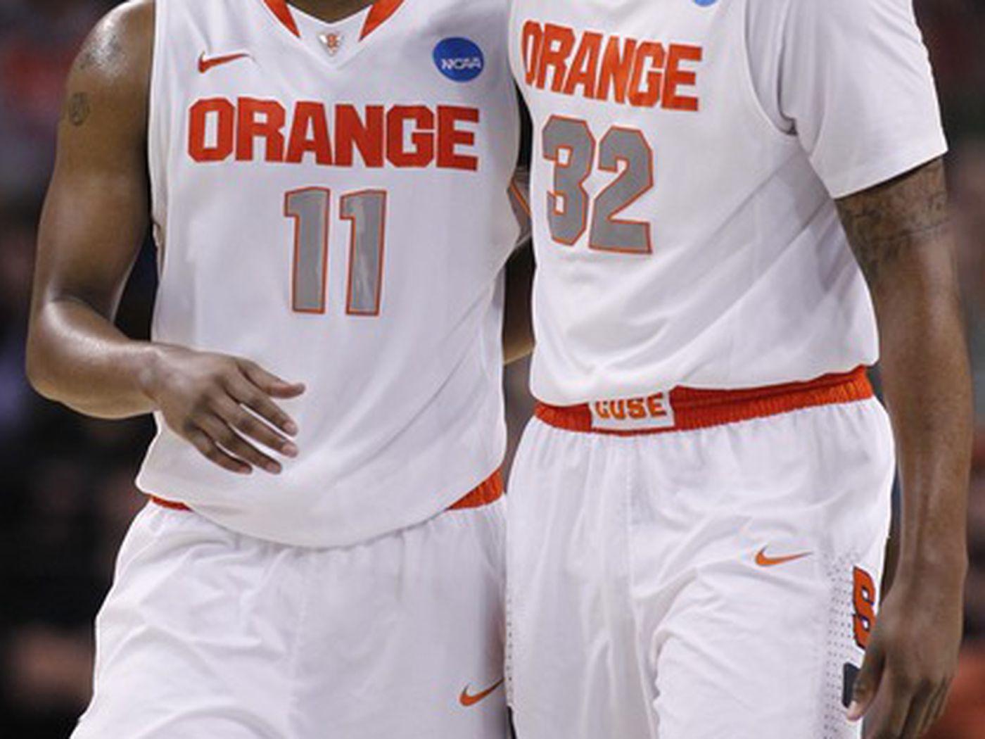Syracuse Basketball Season Then Now And The Future Sb Nation New York