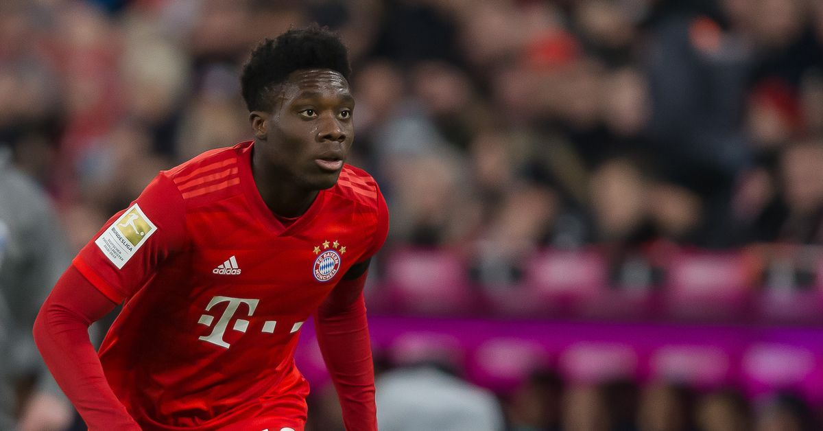Alphonso Davies' transition to defense has been better than anyone could imagine