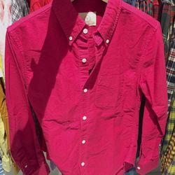 Button down shirt, $75