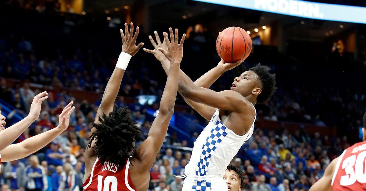Kentucky Basketball Highlights And Box Score From Historic: Kentucky Wildcats Blitz Alabama: Highlights, Box Score And