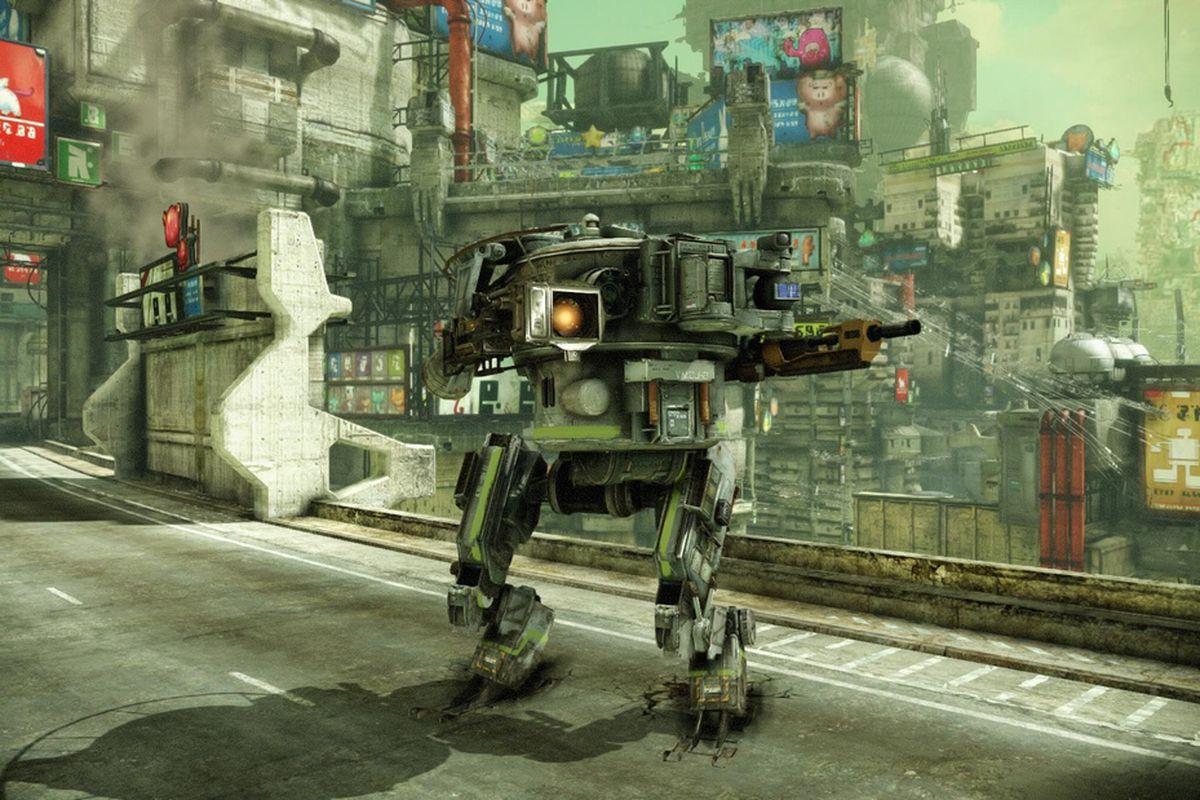 Image result for Hawken video game