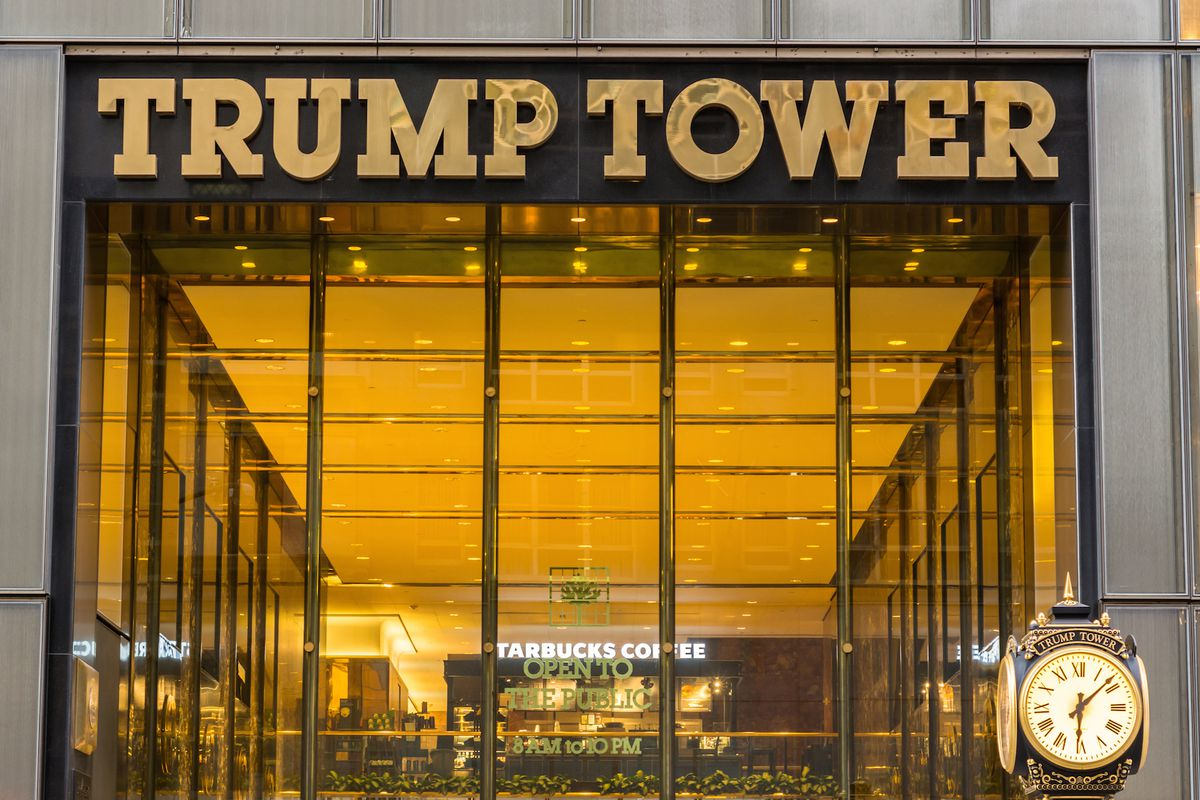 Why Is Donald Trump So Afraid Of Architecture Critics