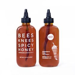 MixedMade Bees Knees Spicy Honey, $15