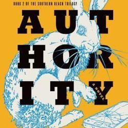 """""""What may be the all-staff pick of summer 2014 here at P&P: <b>Jeff VanderMeer's</b> smart and eerie Southern Reach trilogy. The first two books (both paperbacks & perfect for summer), titled <a href=""""http://www.politics-prose.com/book/9780374104092""""><em>"""
