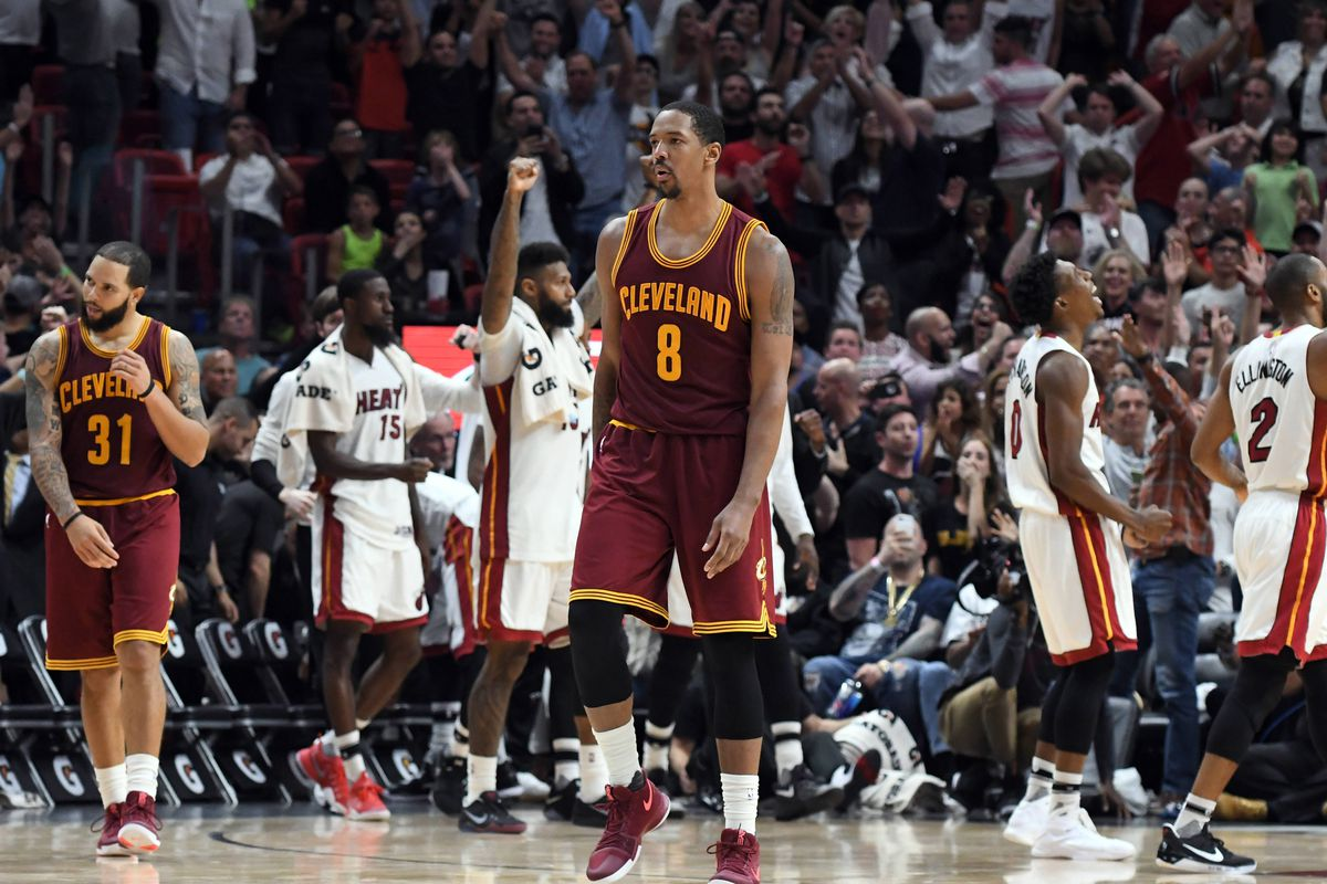 c7c9c7b1e 2016-17 Cleveland Cavaliers player reviews  Channing Frye - Fear The ...