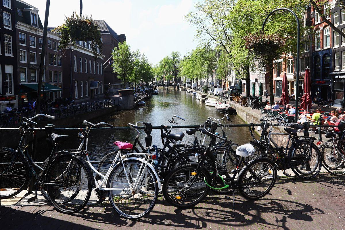 General Views of Amsterdam