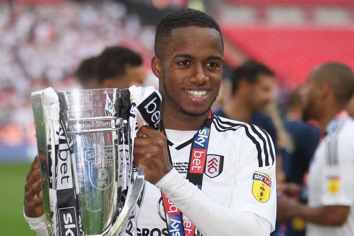 Ryan Sessegnon - Fulham - Championship Playoff Final