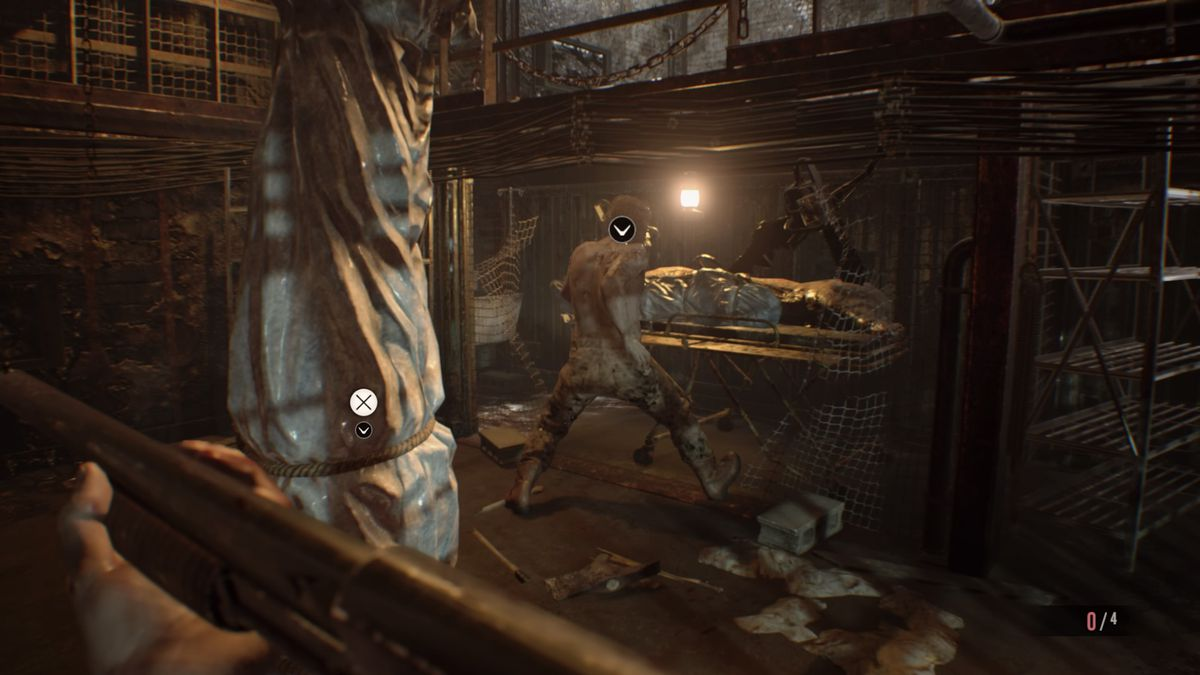 Resident Evil 7 Guide And Walkthrough 2 4 The Final Dog S Head And