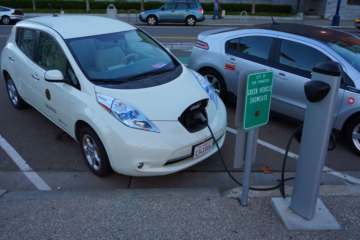 Electric Vehicles Can Rule The Road If Charging Stations Keep Pace