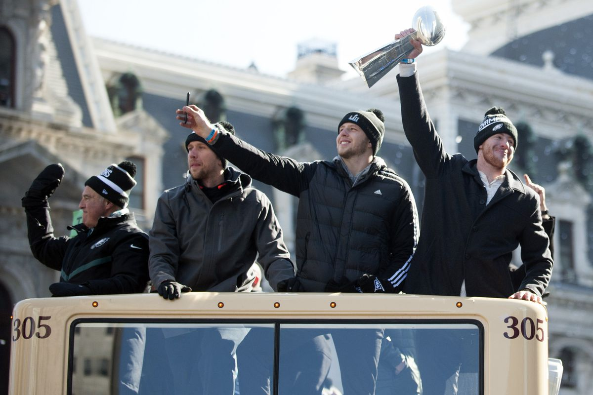 NFL: Super Bowl LII Champions-Philadelphia Eagles Celebration