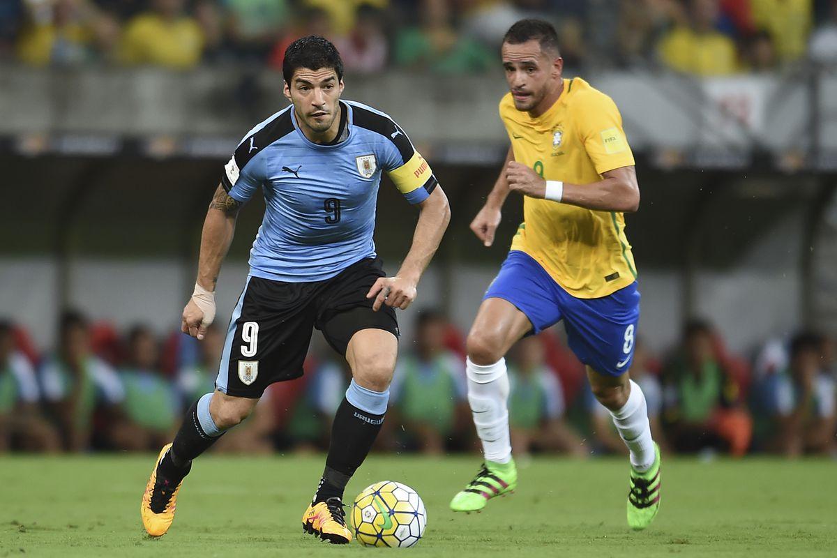 Brazil v Uruguay - 2018 FIFA World Cup Russia Qualifiers