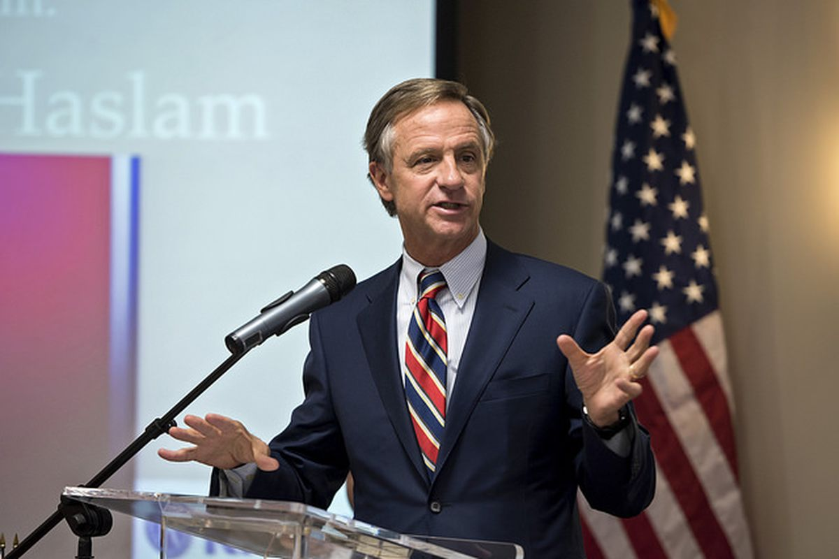 Gov. Bill Haslam is proposing spending an extra $30 million to improve student safety in Tennessee, both in schools and on school buses.